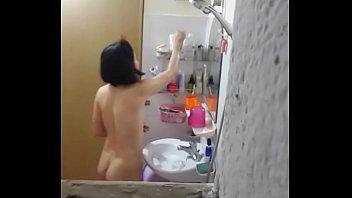 โรคจิต แอบถ่ายในห้องน้ำ แอบถ่ายวัยรุ่นข้างบ้าน แอบถ่ายนักเรียน แอบถ่ายตอนอาบน้ำ