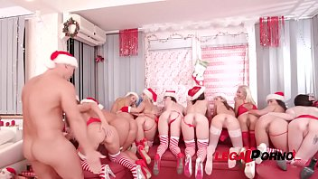 แซนตี้ เย็ดวันคริสมาสตร์ หีฝรั่ง หนังโป๊ออนไลน์ หนังโป๊วันคริสมาสตร์
