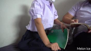 เย็ดเพื่อน เย็ดมันส์ เย็ดคาชุด หีนักเรียนไทย หีนร