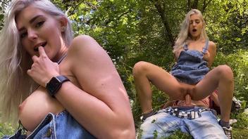 เย็ดในสวนสาธารณะ เย็ดสาวตัวเล็ก เย็ดกลางแจ้ง หีรัสเซีย หนังโป๊เด็ดๆ
