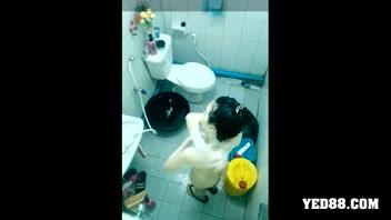แอบถ่ายน้องเมีย แอบถ่ายคนเย็ดกัน แอบxxx เอามันส์ เย็ดในห้องน้ำ
